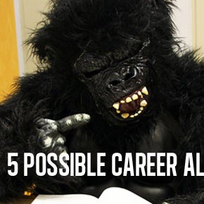 5 Potential Career Alternatives