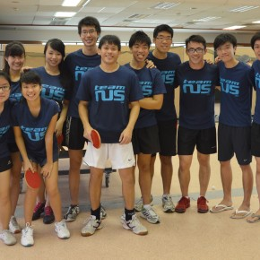 IFG 2013: Table Tennis