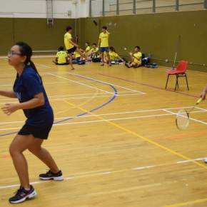 Law IFG 2014: Badminton