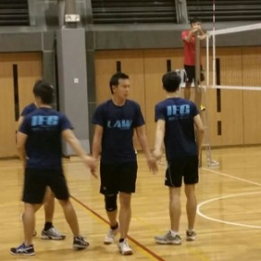 Law IFG 2014: Volleyball