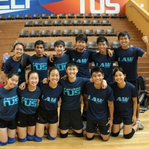 Law IFG 2014: Tchoukball