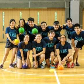 IFG 2015 Law Dodgeball