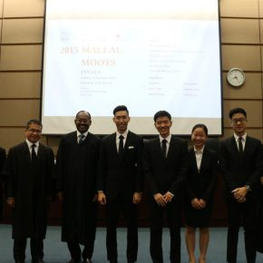 Mallal Moot Competition 2015!