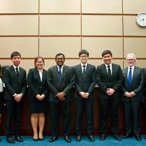 WongPartnership International Commercial Arbitration Moot