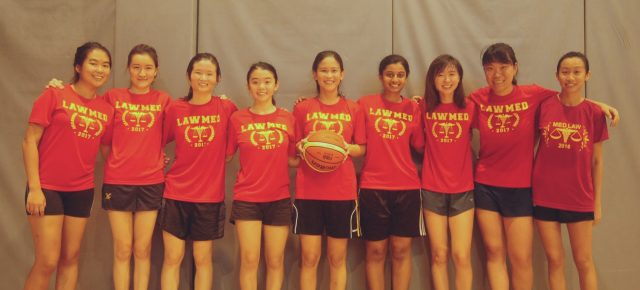 LawMed 2017: Basketball (Women's)