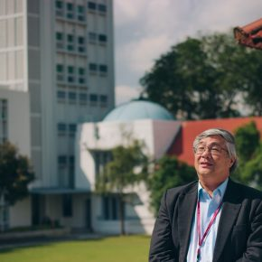 Welcome to Woonderland - Insights with Professor Walter Woon