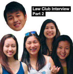 Getting Cozy with the 38th Law Club - Part 2